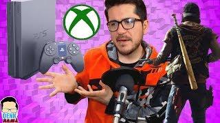 ¡La sorpresa del PS5! - Los FAILS de Days Gone - Microsoft prepara más compras | QN