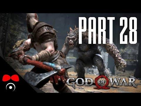 ROZBIL SE MI ZVUK :( | God of War #28