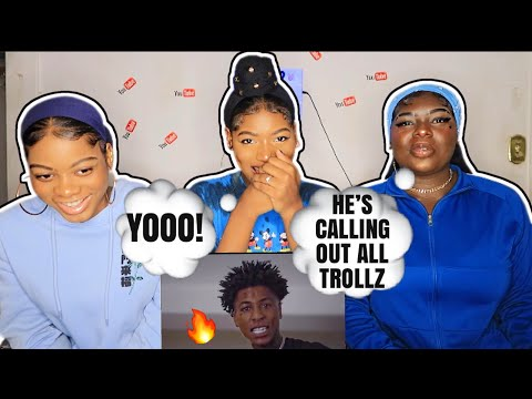 YoungBoy Never Broke Again – Dead Trollz [Official Music Video] | Reaction