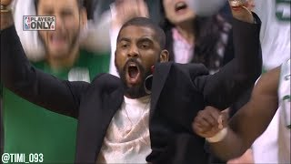 Boston Celtics Last 24.7 Seconds of Game vs Oklahoma City Thunder (03/20/2018)