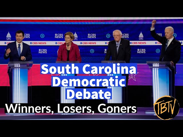 10th Dem Debate in South Carolina | Tim Black Show