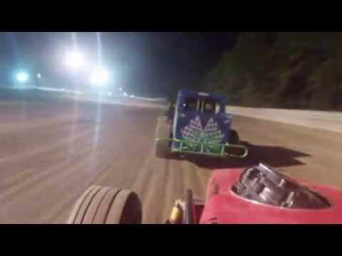 deerfield raceway dwarf car classics feature 7-2-16