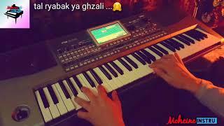 Tal ryabak ya ghzali - cheb hasni - موسيقى صامتة