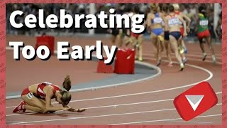 Never Celebrate too Early   Epic Sports Fails   Amazing Facts