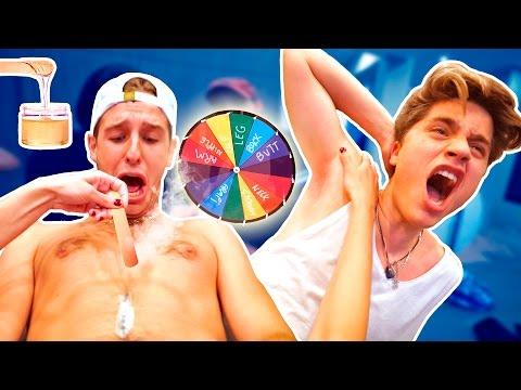 Thumbnail: IF YOU SPIN IT, YOU WAX IT (EXTREME PAIN GAME)