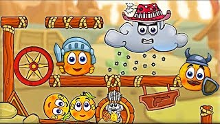 Videos Para Niños - Cover Orange Journey Knights - Juegos Divertidos Para Niños