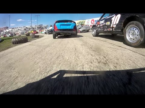 EXTREME CIRCLE TRACK RACING! PLAYSTATION VIEW! HD! 2016