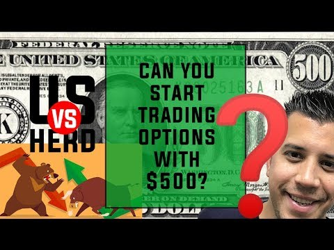 Can You Start Trading Options With $500? | Options For Beginners