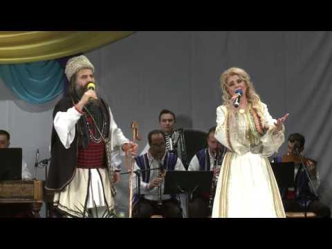 PERO TSATSA & CORINA ELENA BADEA - LIVE 100 % -
