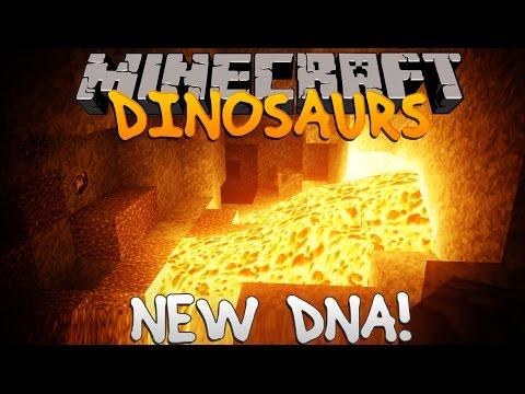 Minecraft Dinosaurs - Part 12: New DNA!