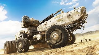 10 Most Powerful Military Vehicles
