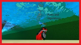 Thomas Roblox Rules and Regulations 7