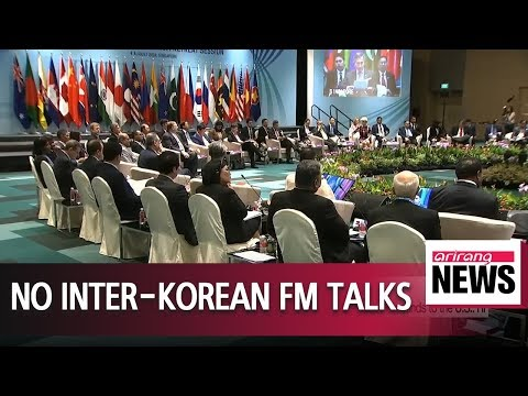 North Korea hands out statement on their stance on the Korean Peninsula