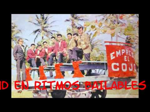 LOS IMPERIALS BAILABLES 11 RECORDANDO L.P 2 1966 MI SUEGRA PERCANCE
