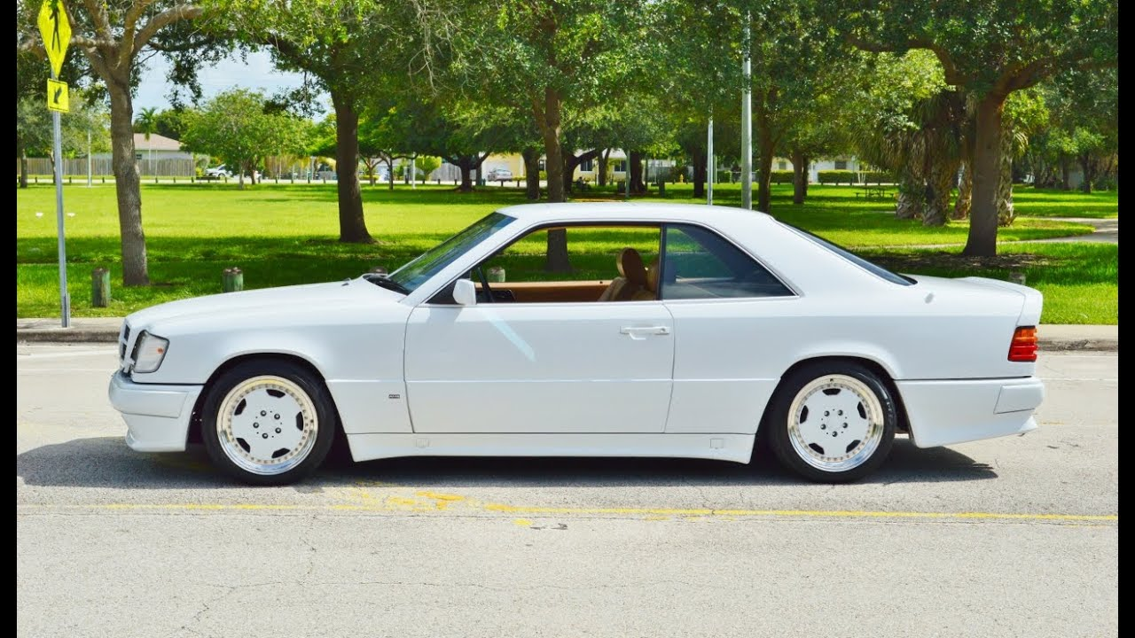 1988 Mercedes-Benz AMG 300ce Twin Turbo for Sale (SOLD)