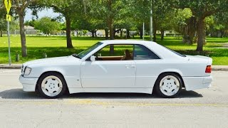 1988 mercedes benz amg 300ce twin turbo for sale call tony 305 988 3092