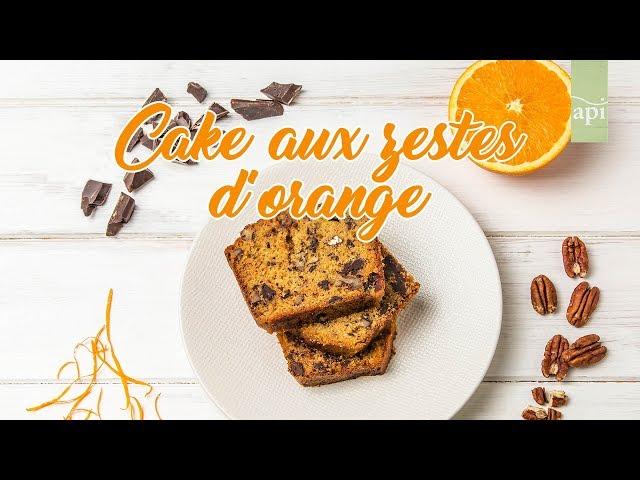 04.Cake aux zestes d'orange et chocolat