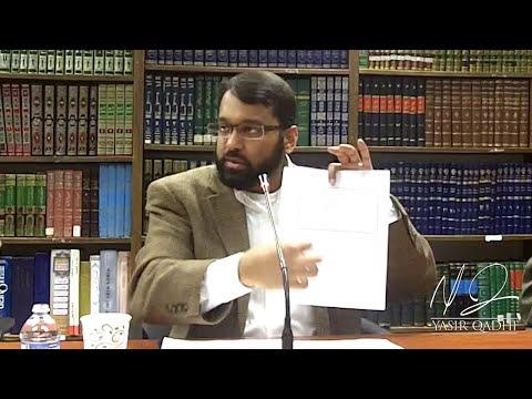 Ibn Taymiyya: A Summary of Dr. Yasir Qadhi's dissertation at Yale University
