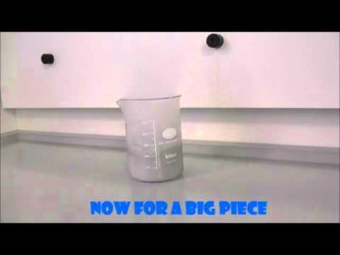 Instant Hydrogen   :  Generation With Calcium Hydride
