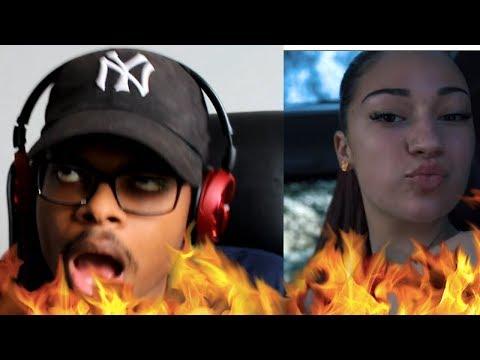 Okay SHe FYE!   Bhad Bhabie Hi Bich Remix Feat  Rich The Kid, Asian Doll & MadeinTYO   Reaction