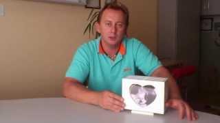 Рамка для фото «Большое сердце»