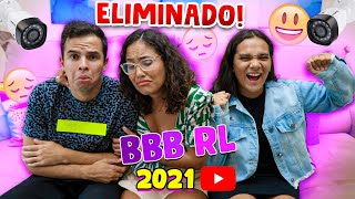 BBB RL 2021 LUIZ VS JULIANA BALTAR! - A SEMIFINAL !! - EPISÓDIO 9