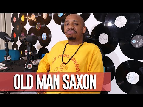 Bootleg Kev - Old Man Saxon talks Rhythm + Flow, Being Homeless, Mac Dre Influence