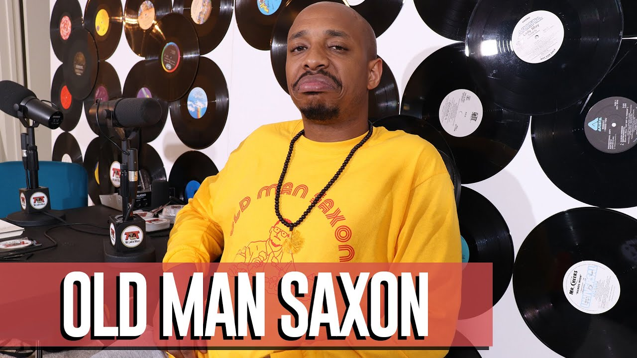 Old Man Saxon Got No Chill Lyrics