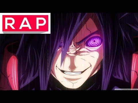 RAP do MADARA - Naruto l Águia