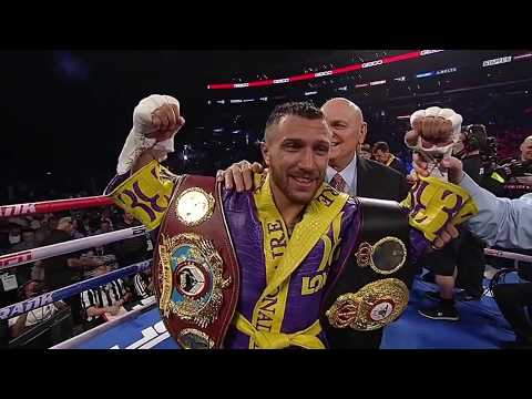 Василий Ломаченко – Энтони Кролла / Vasyl Lomachenko vs. Anthony Kroll