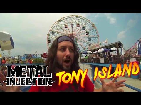 Tony Island: IRON REAGAN's Guide To Coney Island | Metal Injection