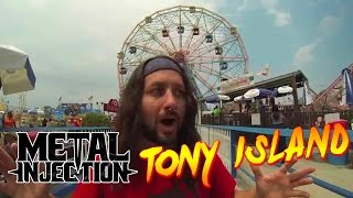 Tony Island: IRON REAGAN