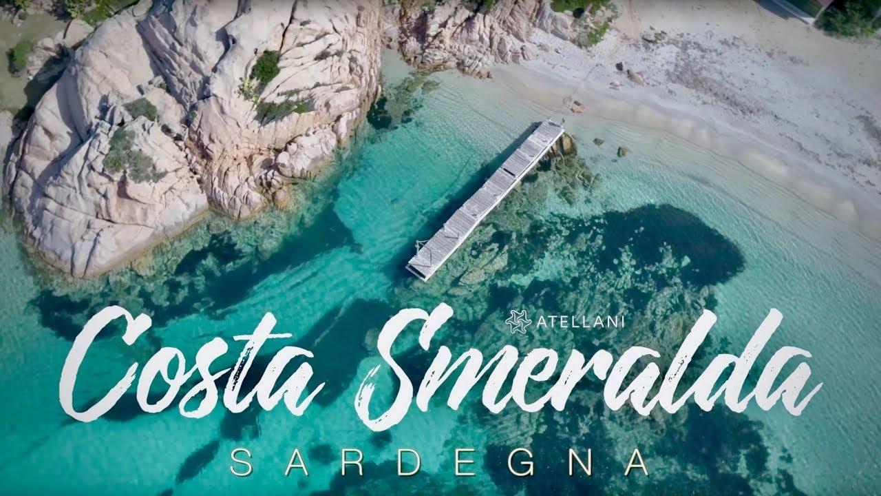 Dji Phantom 3 Drone >> Sardegna's Costa Smeralda 4k   Drone Views   The Best ...