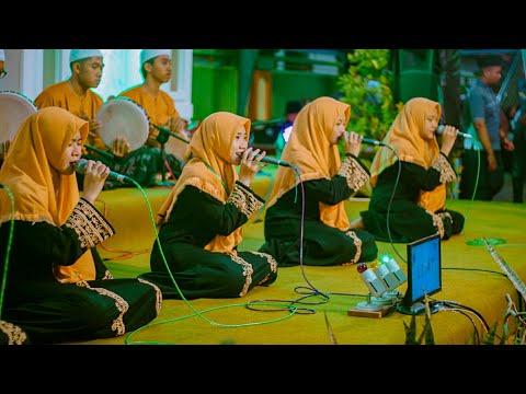 JUARA HARAPAN 2 - Nabrotuzzain - Festival Al-Banjari IPNU IPPNU Desa Wedi Sidoarjo 2019