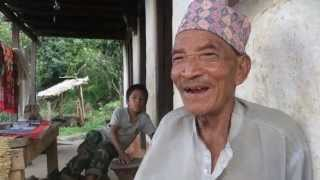 Folk Melodies of Eastern Nepal from 81 Year Old Man