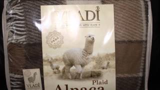 Шерстяные пледы «VLADI»(В настоящее время группа компаний VLADI является одним из крупнейших в Европе производителей шерстяных пледо..., 2015-03-26T12:45:49.000Z)