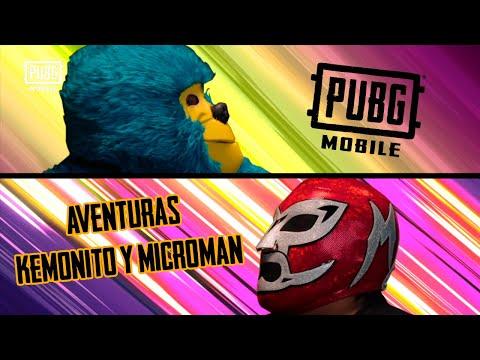 Las aventuras de Kemonito y Microman Ch. 2   PUBG MOBILE