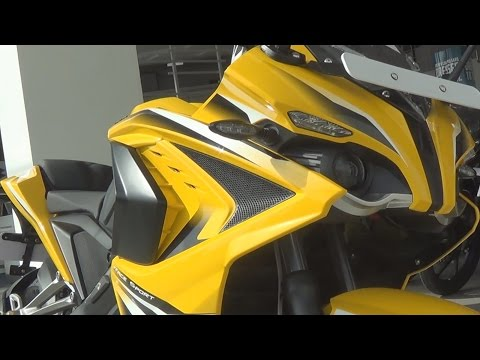 Pulsar RS200 || Short Review || All specification 2015
