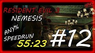La venganza en Resident Evil 3 Speedrun #12 - any% - 55:23