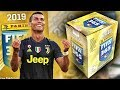UNBOXING BOOSTER BOX (300 STICKERS) | Panini FIFA 365 2019 Sticker Collection | 50 PACKS!!!