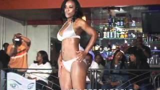 It Factor ATL Blackmens Magazine Swimsuit Competition.