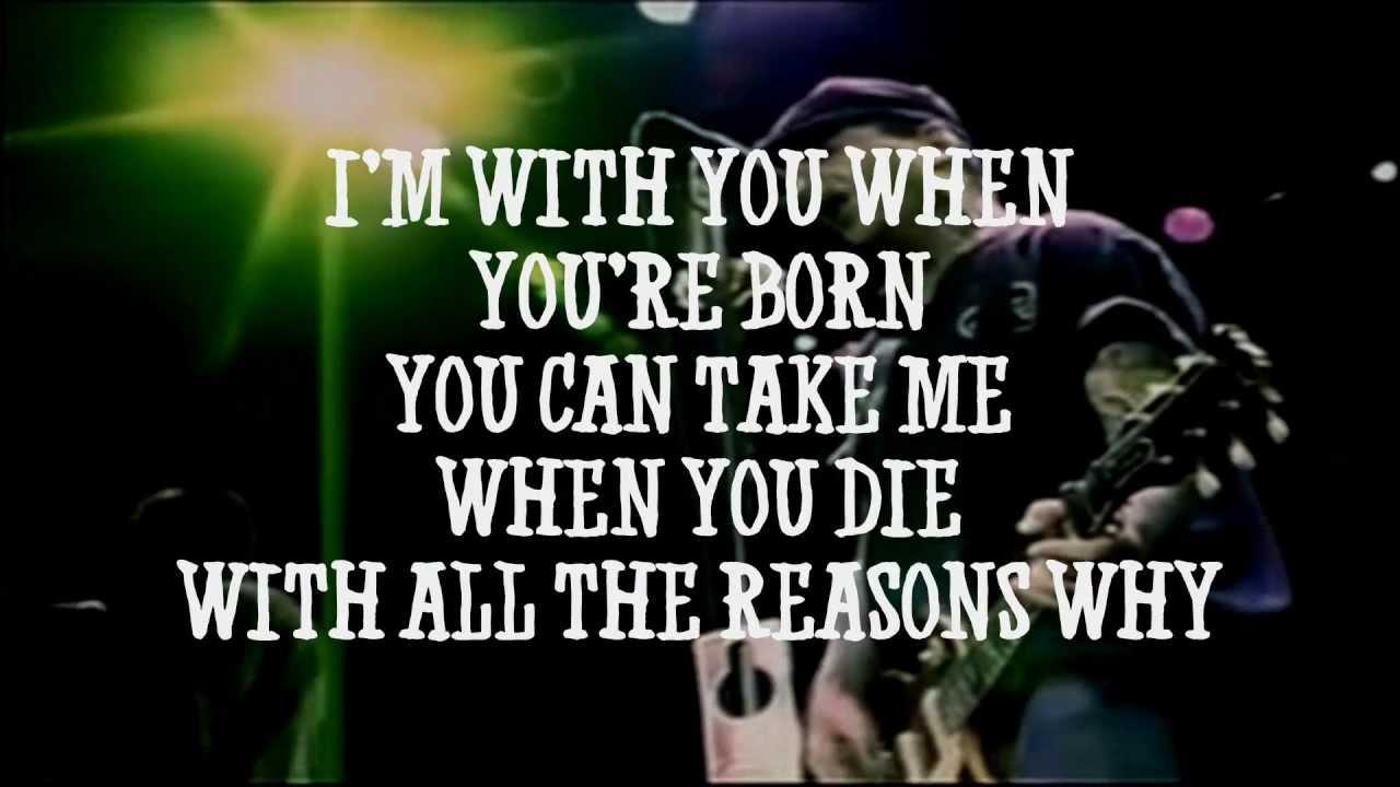 Take me for granted lyrics