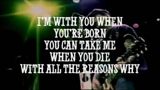 Social Distortion - Don't Take Me For Granted Lyrics