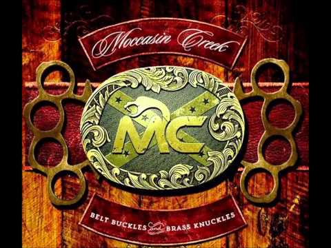 "MOCCASIN CREEK - ""White Trash Fabulous"" (Charlie Bonnet III and J. McCool) original MC band"
