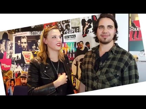This or That with Halestorm