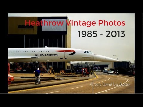 Last Flight of the Viscount - Boeing 747-100/Concorde Retirement - Farewell Trident/Terminal 2
