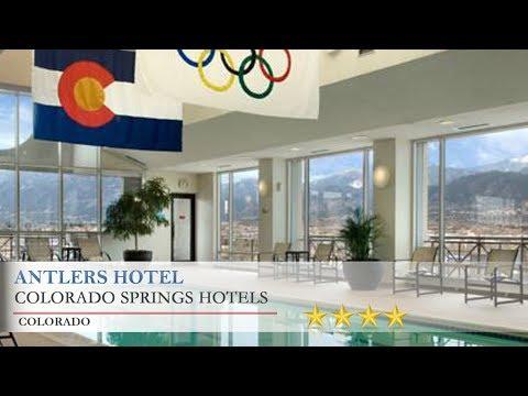 Antlers Hotel - Colorado Springs Hotels, Colorado
