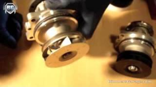 BMW Waterpumps Design Comparison /// 330i (E46)