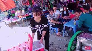 DTVN - Cu Hải | Thánh tán gái ra chợ làm loạn quán nước mía