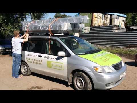 Лучший алюминиевый багажник на крышу для автомобиля LUX